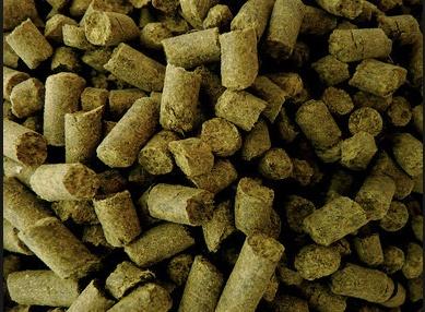 Hop Pellets, Import, Australian Summer - 1 LB / 453.59g Package