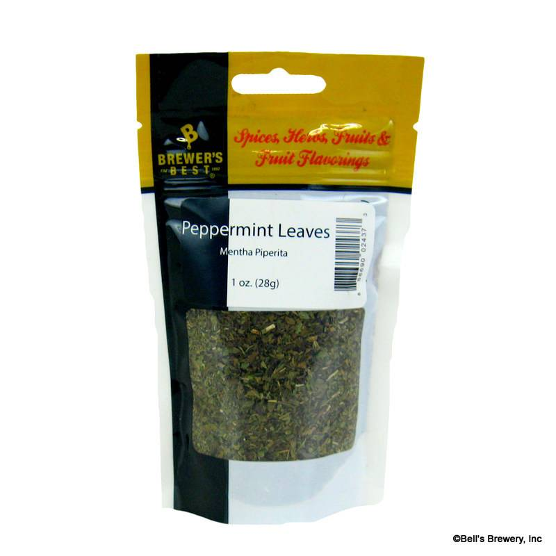 Peppermint Leaves 1 oz