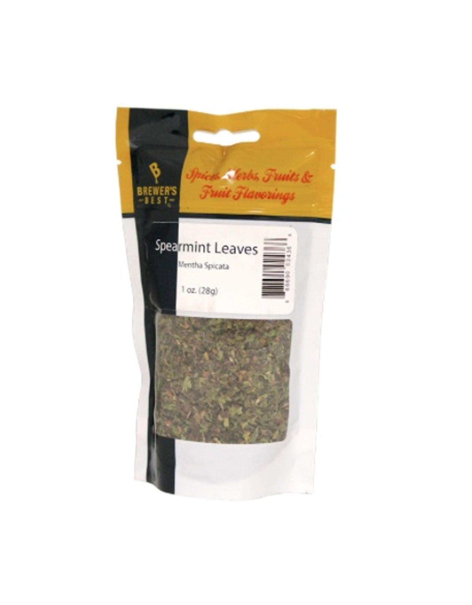 Spearmint Leaves 1 oz