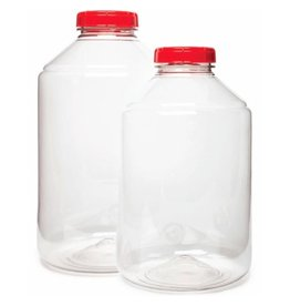 FerMonster PET Carboy 6 Gallon (Includes lid w/hole) 6mon