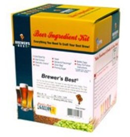 BB Raspberry Golden Ale One Gallon