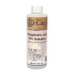 Phosphoric Acid 10% Solution 8 oz. Bottle