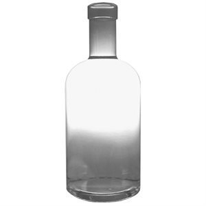 750 ml Flint Oregon Design Spirit Bottle Single
