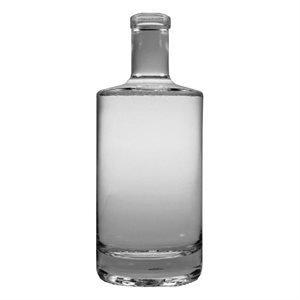 750 ml Flint Jersey Design Spirit Bottle Single