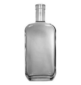 750 ml Flint Nashville Design Spirit Bottle Single