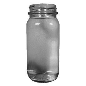 750 ml Flint Mayberry Jar Spirit Bottle Single