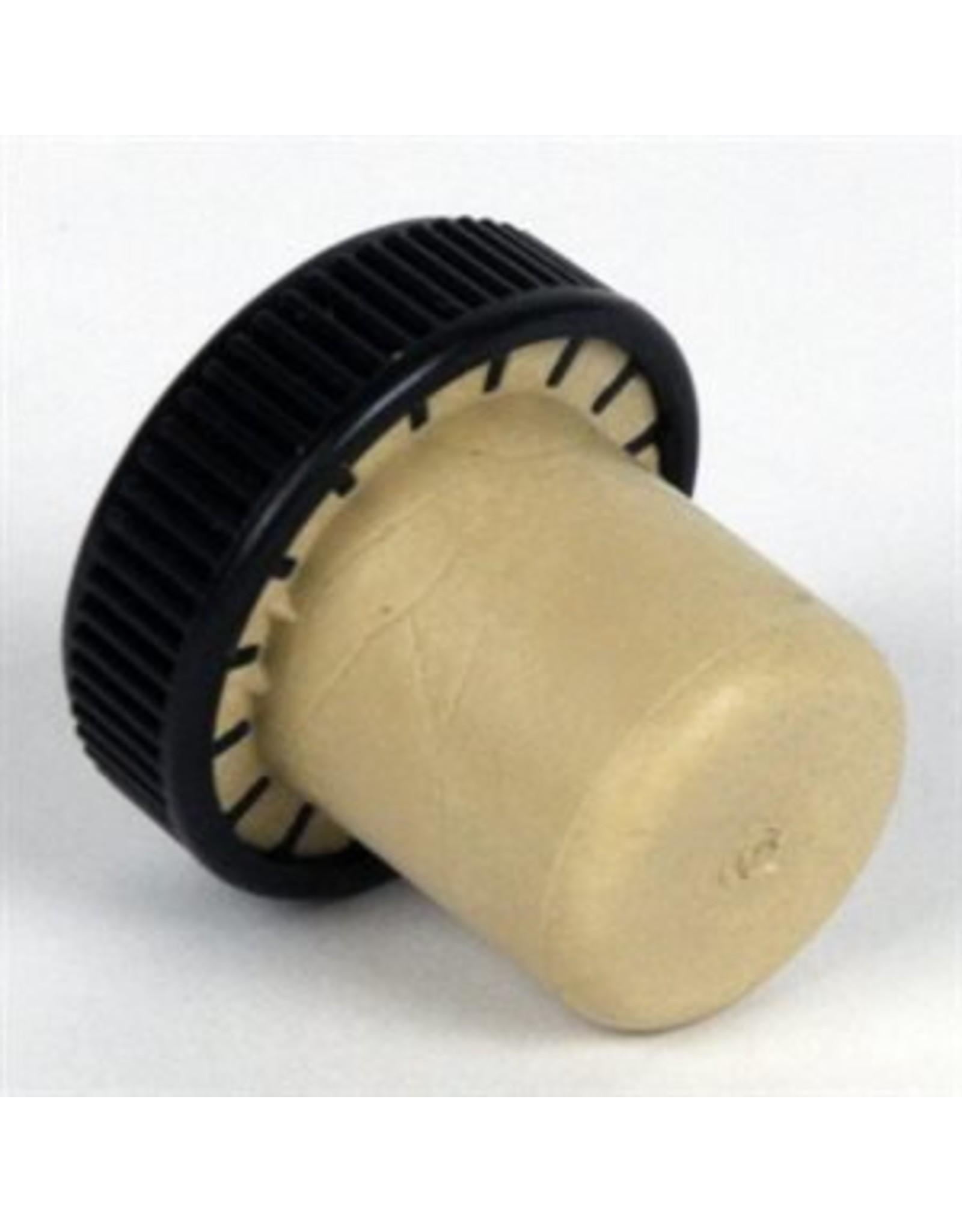 T Cork, Synthetic Stopper. 21.5mm - Spirit Bottle Single