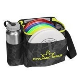 Dynamic Discs Cadet Bag - Fracture Chartreuse