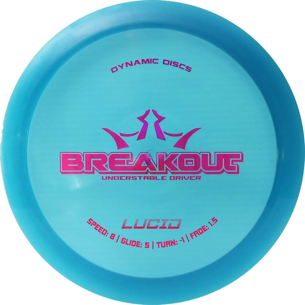 Dynamic Discs Lucid - Breakout