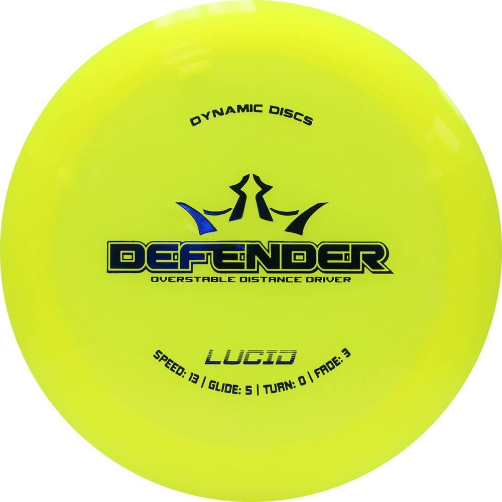 Dynamic Discs Lucid - Defender