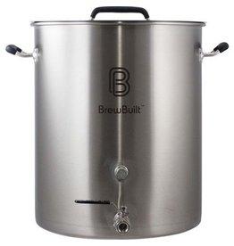BrewBuilt Brewing Kettle 15 Gallon
