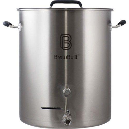 BrewBuilt Brewing Kettle 30 Gallon