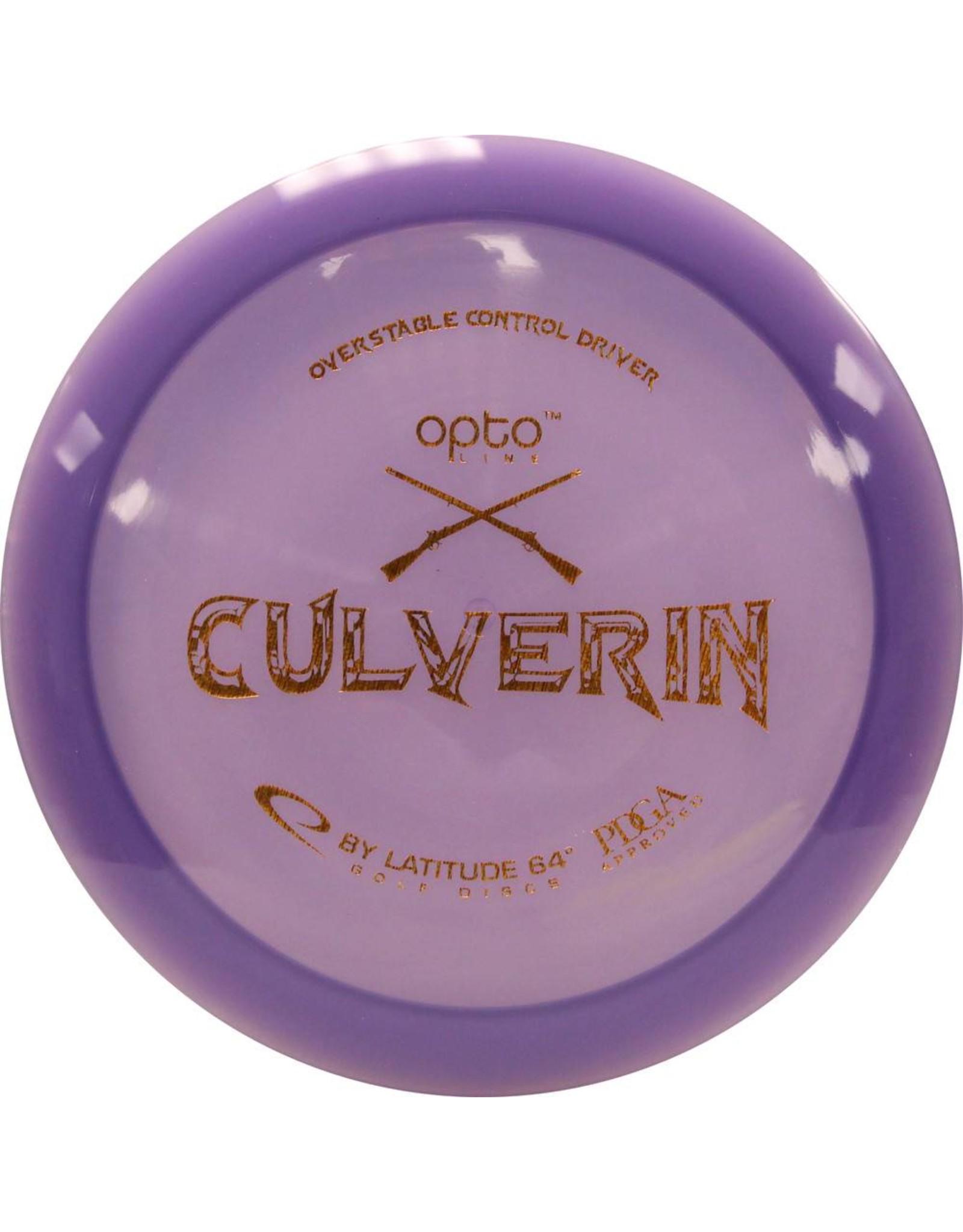 Latitude 64 Opto - Culverin