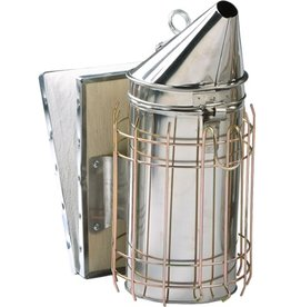 4'' X 7'' Stainless Beekeeping Smoker