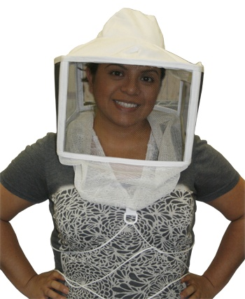 Folding Hatless Beekeeping Veil