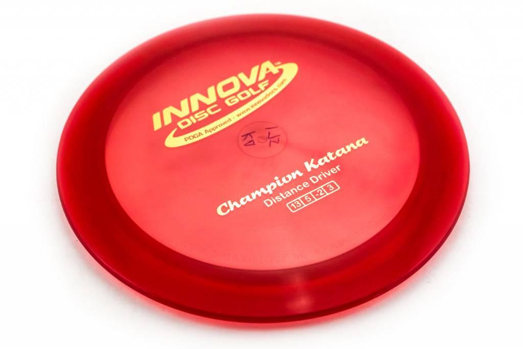 Innova Champion - Katana Distance Driver