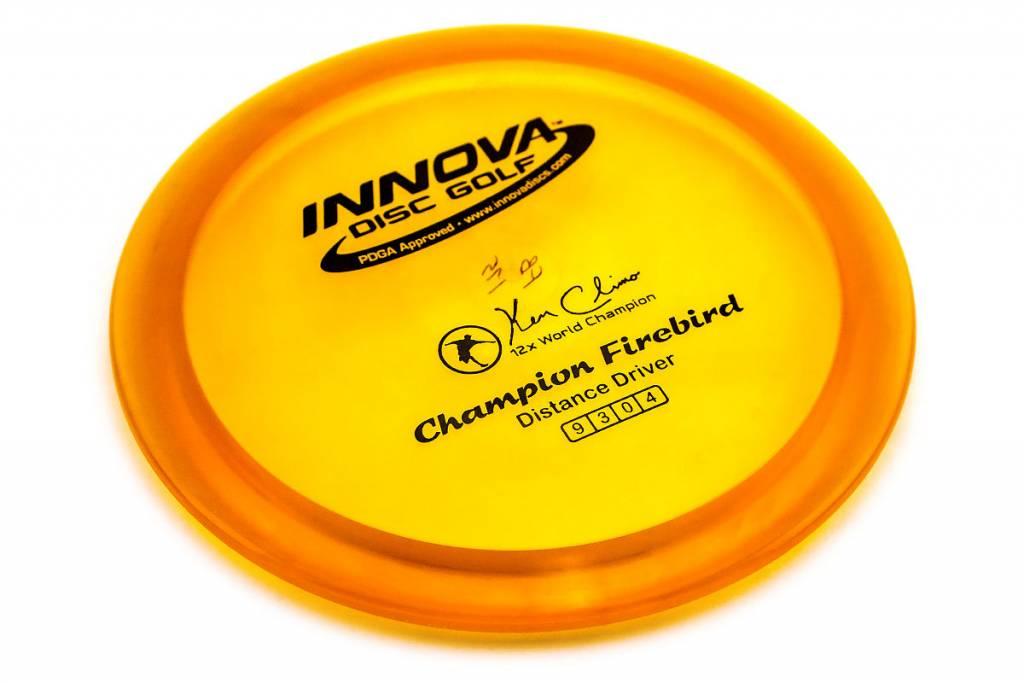Innova Champion - Firebird Distance Driver