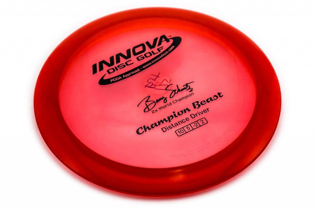 Innova I-Dye Champion - Beast Distance Driver