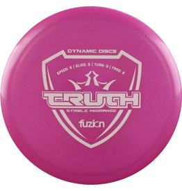 Dynamic Discs Fuzion - EMac Truth