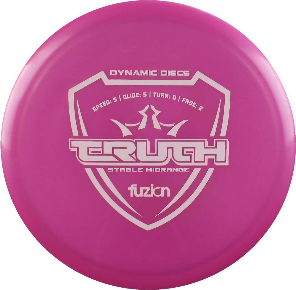 Dynamic Discs Fuzion - EMac Truth