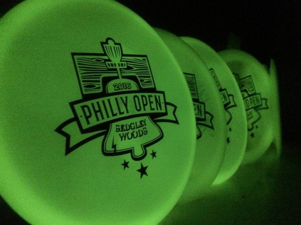 Innova Champion Glow - Tern Distance Driver (Philly Open 2016)