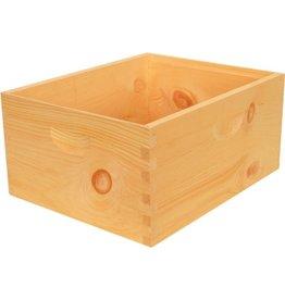 10-Frame Assembled Hive Body (Deep Super)