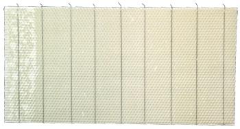 8-1/2'' (Deep) Crimp Wire Foundation Single Sheet