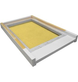 Painted 10 Frame IPM Bottom Board
