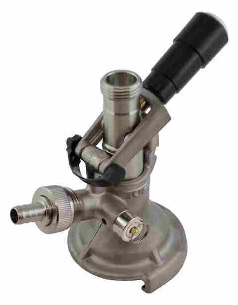 A System Keg Coupler