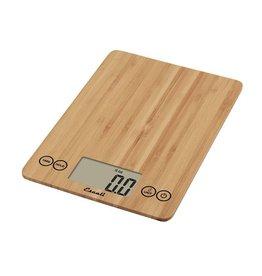Escali Arti Digital Scale - Bamboo
