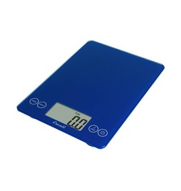 Escali Arti Digital Glass Scale - Blue Mirage