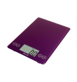 Escali Arti Digital Glass Scale - Deep Purple