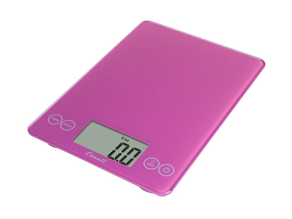 Escali Arti Digital Scale - Poppin' Pink