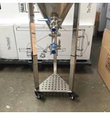 Casters for Chronical Fermenters -14gal & 1/2bbl Fermenters (set of 4) - SS Brewtech