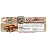 Philly Homebrew Outlet Sandalwood CP Soap Making Kit