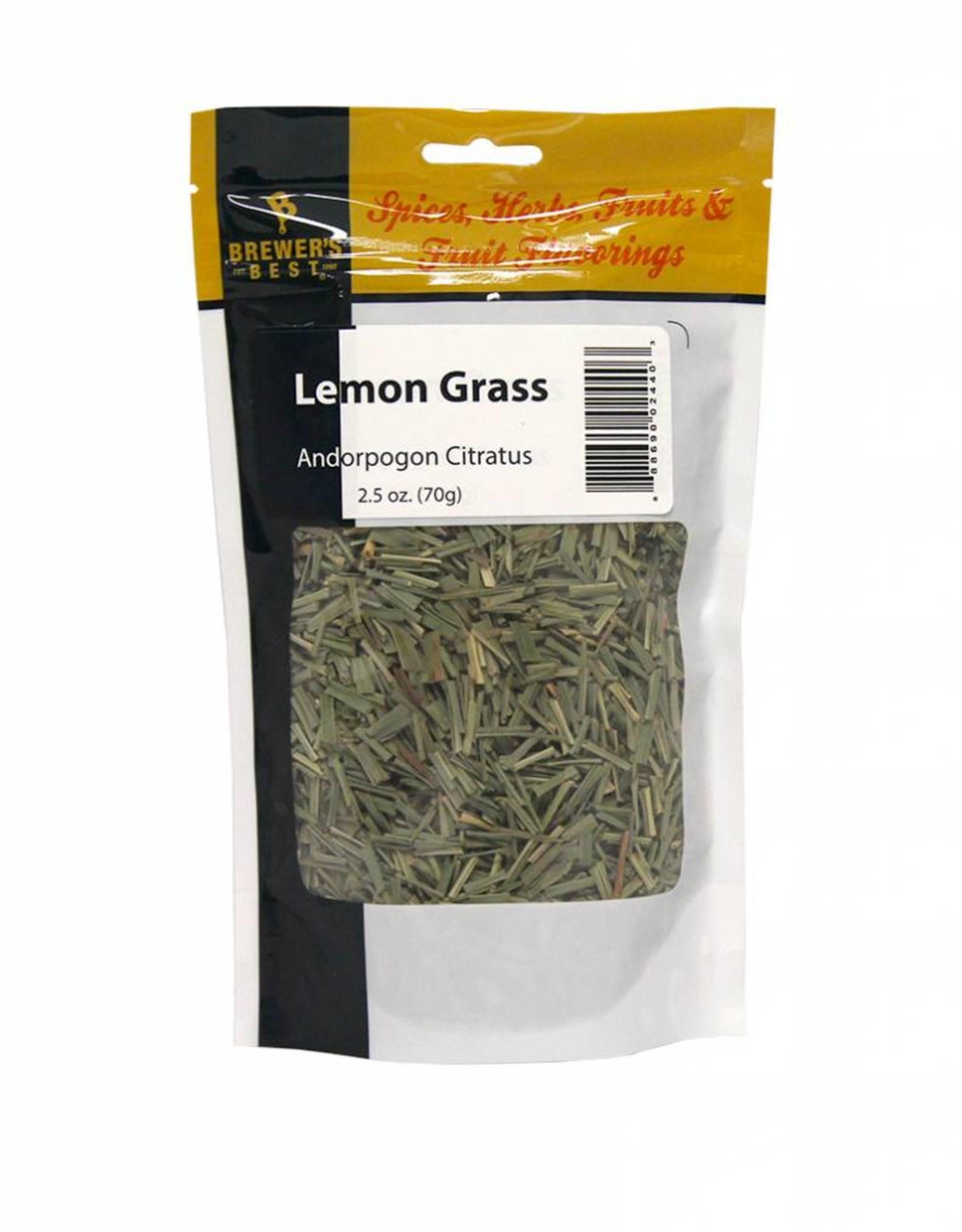 Lemongrass 2.5oz