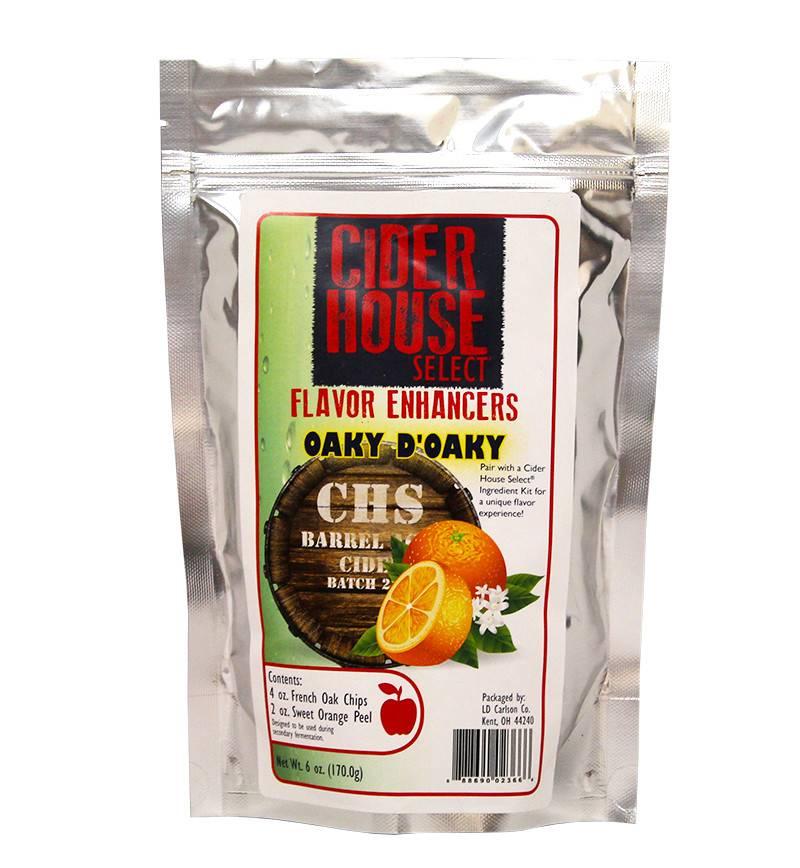 Cider House Select ®  Flavor Enhancer Oaky D 'Oaky