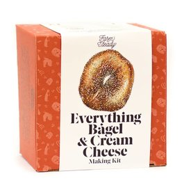 Farmsteady Everything Bagel & Cream Cheese Making Kit