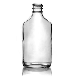 Clear Glass 200 ml Flask