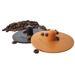 Silicone Coffee Bean Storage - Wide Mouth 2 Pack