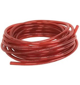 Thermoplastic Vinyl Hose 5/16'' ID 9/16 OD (RED) per foot