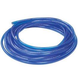 Thermoplastic Vinyl Hose 5/16'' ID 9/16 OD (BLUE) per foot