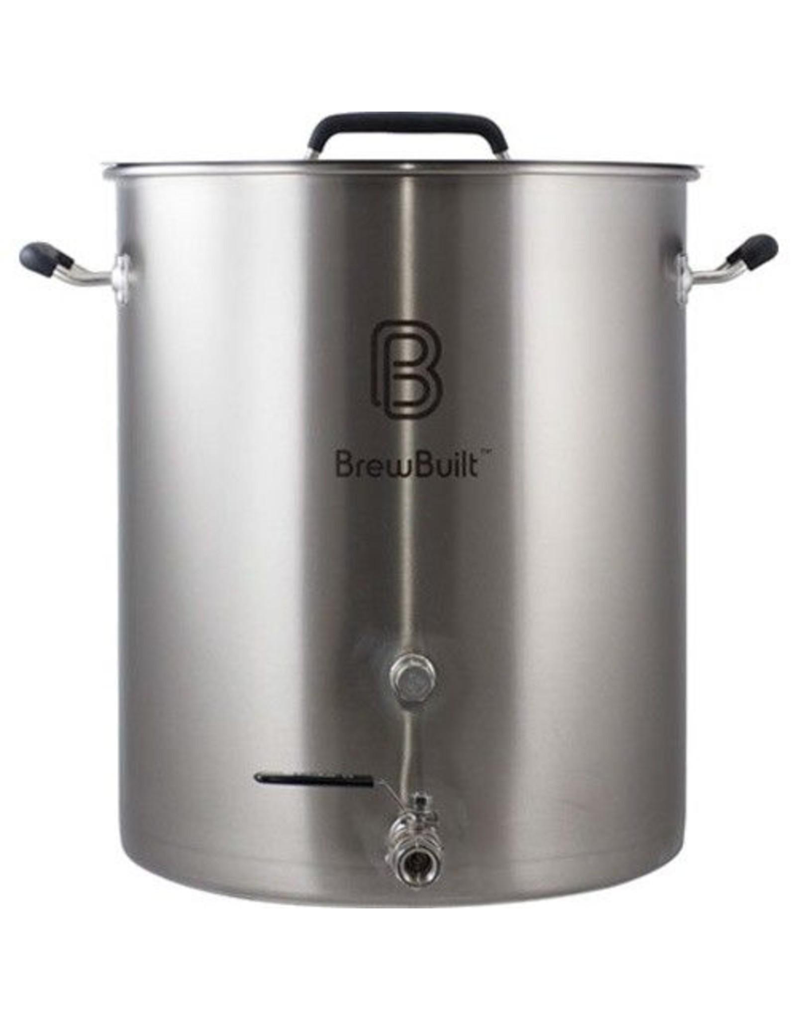 BrewBuilt 10 Gallon Brewing Kettle
