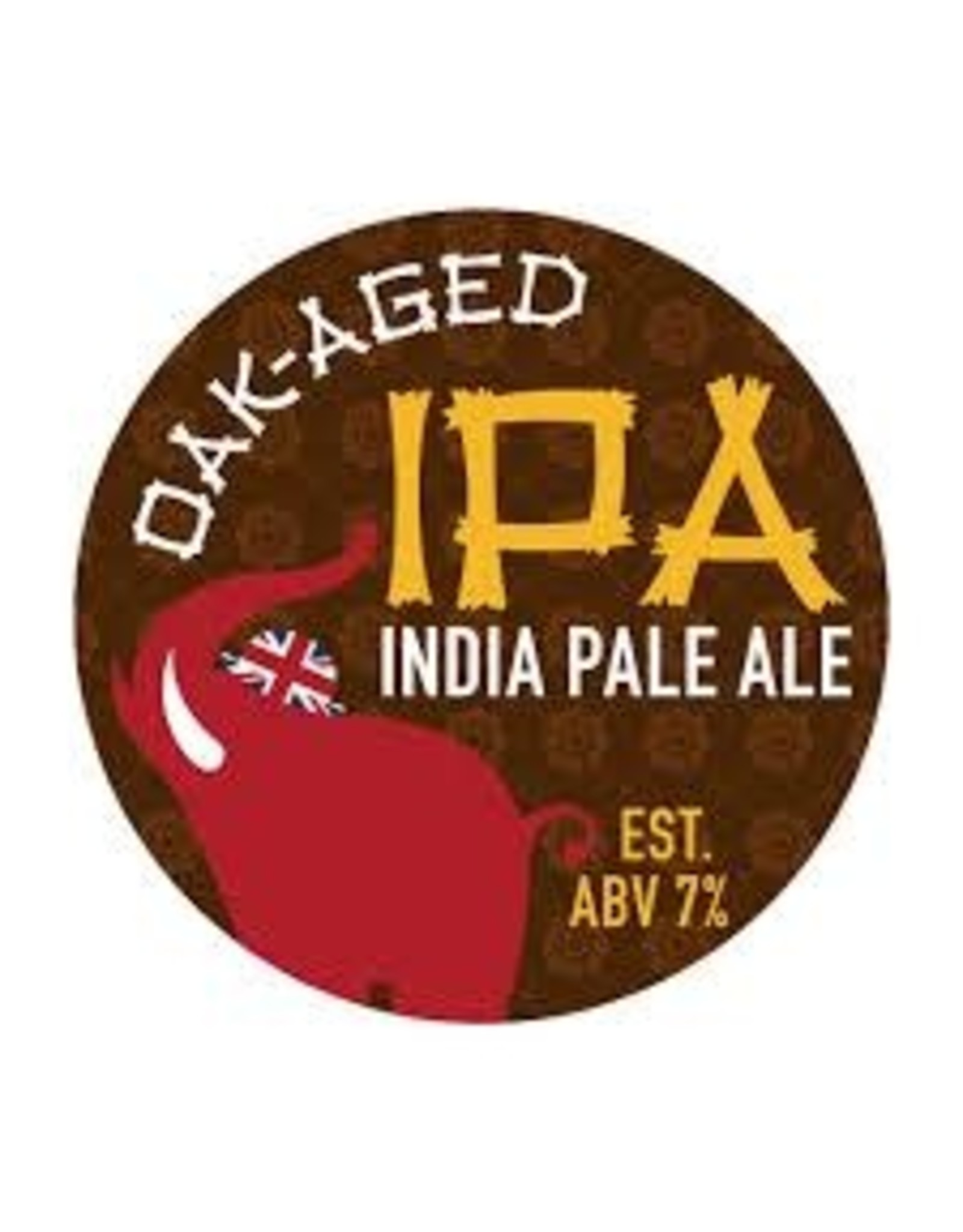 Oak Aged IPA Beer Kit