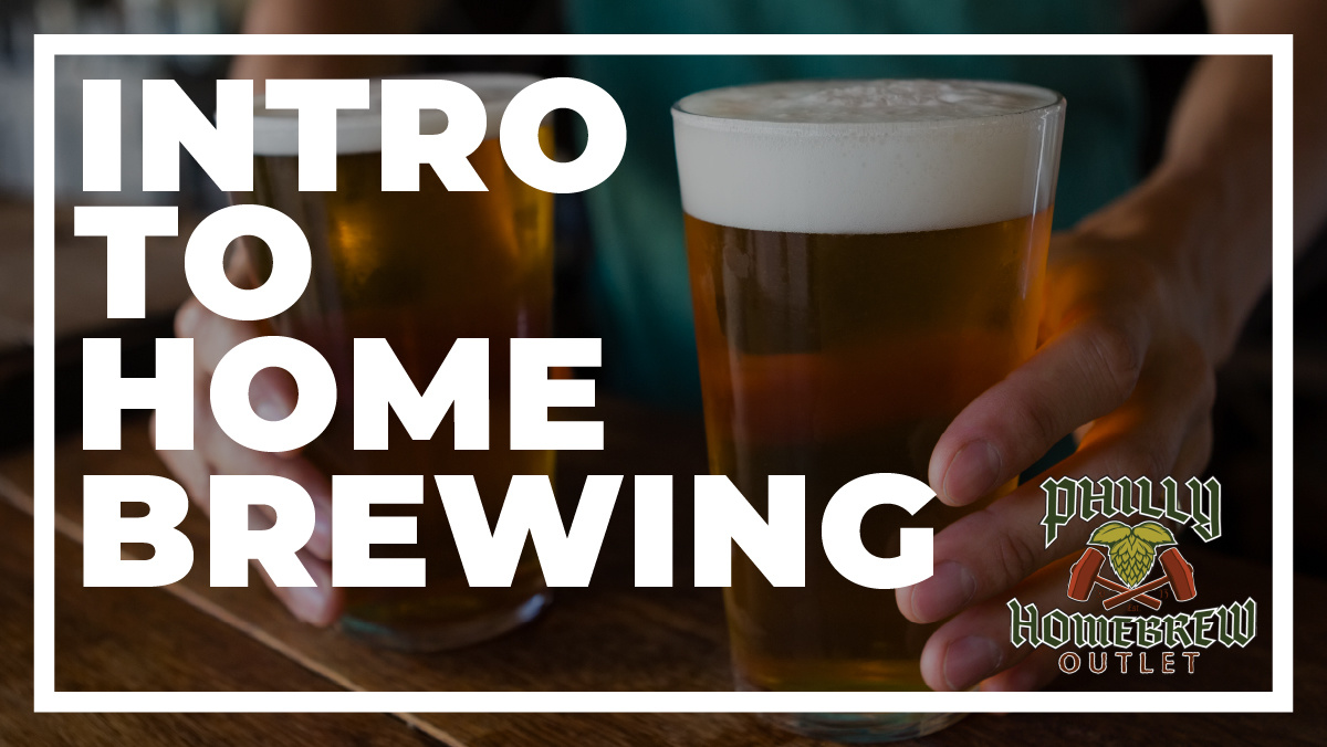 Intro to Homebrewing