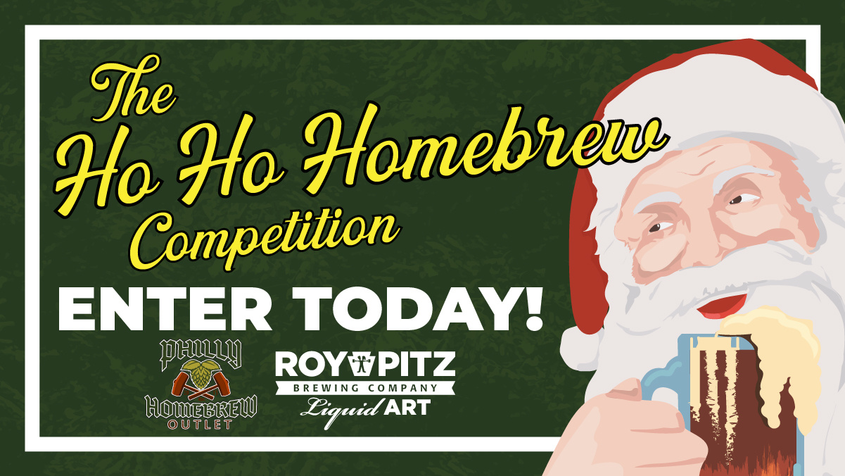 The Ho-Ho-Homebrewing Competition