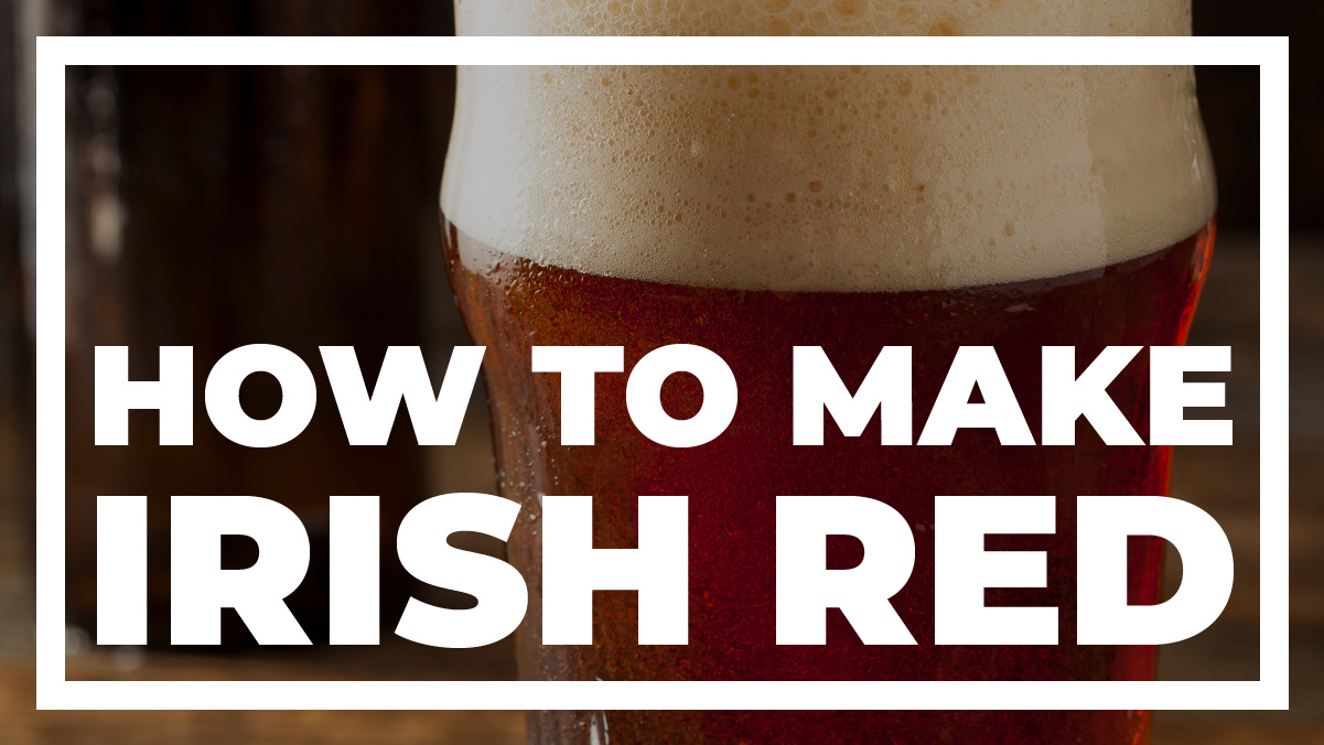 How to Make Irish Red