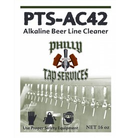 PTS-AC42 Alkaline Beer Line Cleaner 16oz
