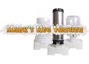 Marks Keg Washer