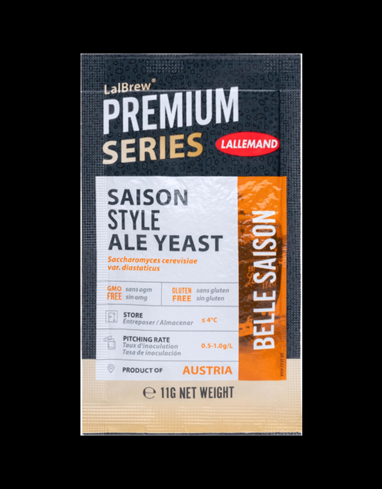 Belle Saison Brewing Yeast